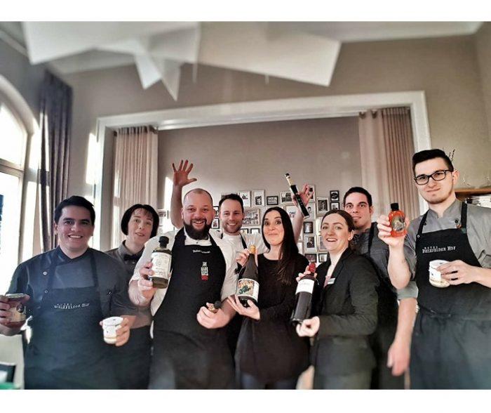 Cortes Gourmed, Geistreich, hotelbielefelderhof, bielefelderhof, gourmetmenue, gourmetevent, bielefeld,