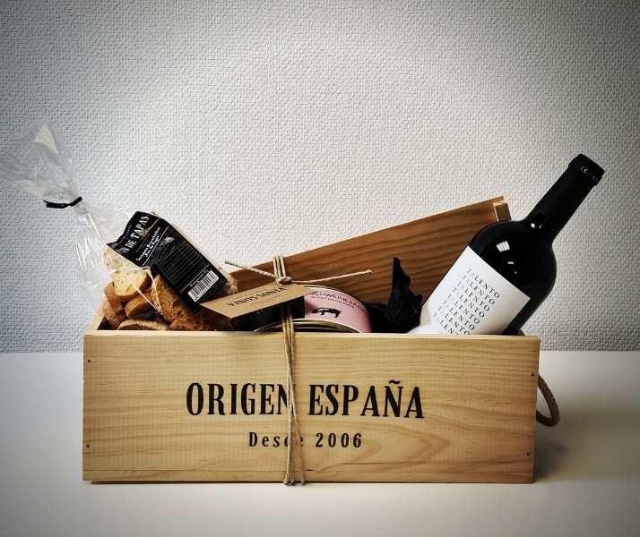 Präsente Gourmet Spanien Geschenke